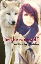 Im the rare wolf by RosaleeJ