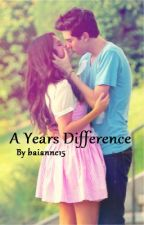 A Year's Difference by baianne15