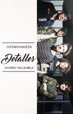 Detalles ↝ Jalonso Villalnela© by IszeMouqueZH
