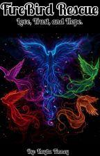Firebird Rescue by GlammieLoveOwlie