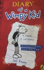 Diary of a Wimpy Kid by HitikaJain