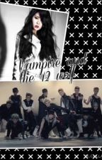 Vampire and the 12 wolf (EXO Hyuna fanfic) by exowolf123