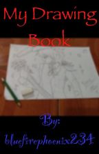 My drawing book (request open) by bluefirephoenix234
