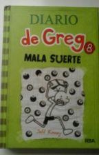 DIARIO de Greg 8. Mala suerte by blancobelen