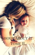 Shout About It (Tome II) -Bradley Simpson by youmakemestrong-x3