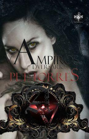 Trilogía Vampiros adversarios ( Completa 3 libros)