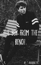 The Boy From The Bench by felixholtti