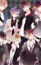 Diabolik Lovers - 7 Minutes in Heaven [Character x Reader] by Alxbaster02
