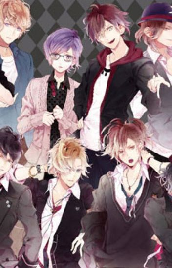 Diabolik Lovers - 7 Minutes in Heaven [Character x Reader]