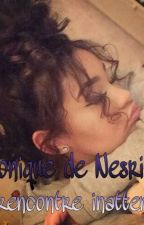 Chronique de Nesrine : Une rencontre inattendue [TOME I] by Neesriine