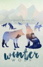 The Winter Wolf by saliques