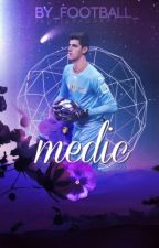 Medic ✚ Thibaut Courtois by _football_