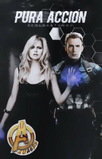 Pura Acción |Capitán América| PAUSADA