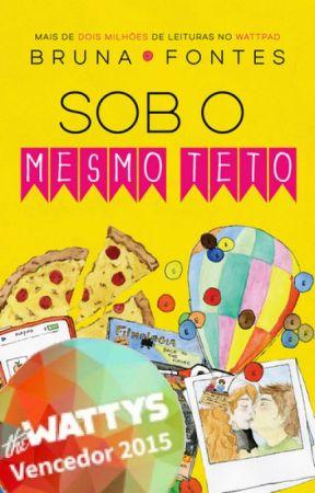 Sob O Mesmo Teto by queenbrubs