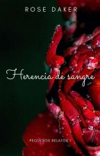 Herencia de sangre by MariferPizzani