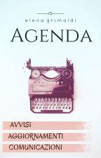 AGENDA: aggiornamenti, spoiler, avvisi. by ElenaGrimaldi