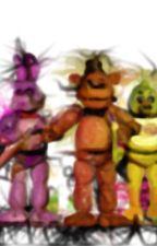 Fnaf Night Guards! by CarlCupcake