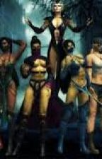 Best Existing Kouples of Mortal Kombat (girls POV). by Skarmac