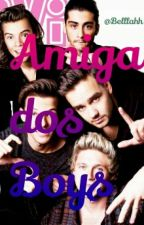 """Amiga"" dos Boys! [ Zianourry] by Larry_Island"