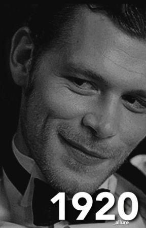 1920 » Klaus Mikaelson by _allure