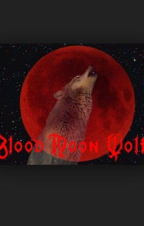 Blood Moon Wolf by Shewolf5961
