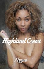 Highland coast by Lowkkie
