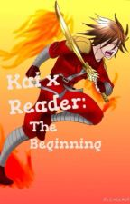 Kai x Reader: The Beginning by youken2