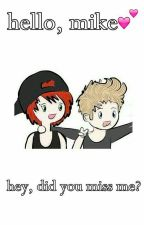hello mike ; muke  by -toreeh