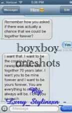 BoyxBoy Oneshots by crxsscxlfer