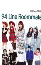 94 Line Roommate by Mxinha