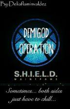 Demigod Operation (Pjo/Hoo & The Avenger) by Deliaflaminvaldez