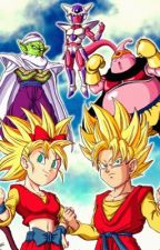 Dragon Ball Parallel by keith363