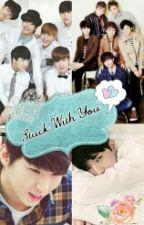 Stuck With You (Vixx Fanfic) [Vixx Leo] by blackbutlerfov