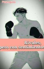 Rivales, pero con sentimientos. [Levi y tú] by x_fungus_x