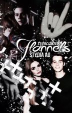 Flannels ♡ stydia au by typicalbish