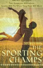 The Sporting Champs(A Virat kohli Roger Fedrer fanfic) *On HOLD* by SPORTY999