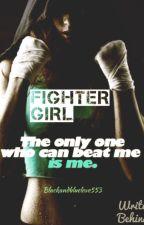 Fighter Girl by blackandbluelove553