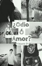 ¿Odio Ó Amor? || Jimin Y Tu || 2° Temporada ||*ChocoSuju* by Cori_Sat15