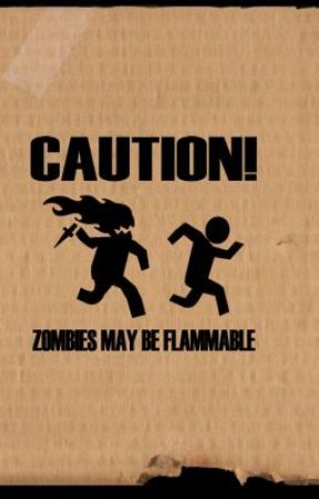Caution Zombies (lesbian story) by hina_knight