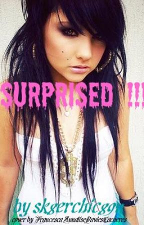 Surprise!!!(An Arranged Marriage Story) {Slow Updates} by sk8erchic8911