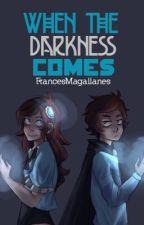 When The Darkness Comes    Pacifica & Dipper Gleeful (Reverse Falls) by francesmagallanes