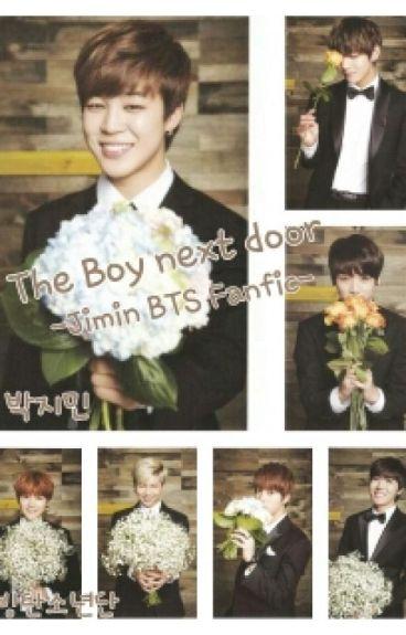 The Boy next door -Jimin BTS Fanfic-