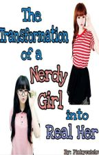 The Transformation Of A Nerdy Girl Into Real Her by pinkycutelove