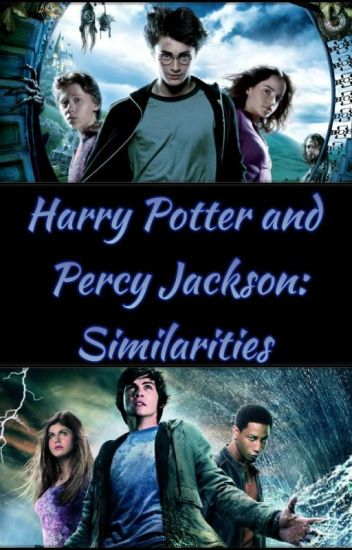 Harry Potter and  Percy Jackson: Similarities