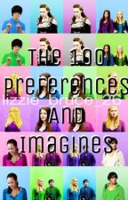 The 100 Preferences and Imagines by lizzie_26_bruce