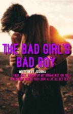 The Bad Girl's Bad Girl  by Joshinaaa