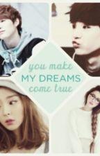لقد جعلت أحلامي تتحقق~♡ by toot_bts7