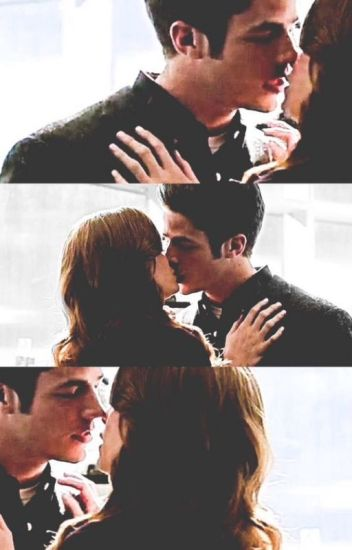 Snowbarry drabble