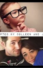 Adopted by Colleen and Josh Ballinger! by K_Fanfictions