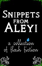 Snippets from Aleyi: a collection of flash fiction by carradee